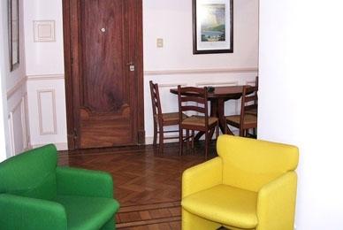 Apartment Buenos Aires Plaza San Martin