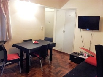 Apartment rental in Barrio Norte Buenos Aires