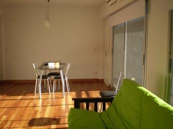 Departamento en alquiler temporario en Almagro
