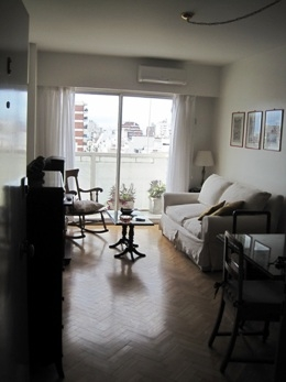 Apartment for rent in Barrio Norte Buenos Aires
