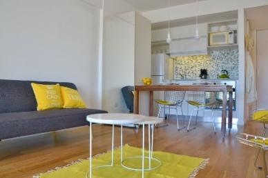 Apartamento en alquiler, Palermo Soho, Buenos Aires.