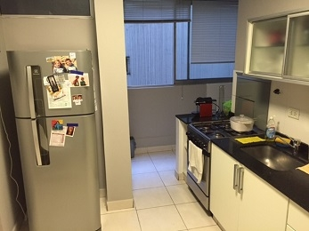 Apartment for Temporary Rental in Recoleta.