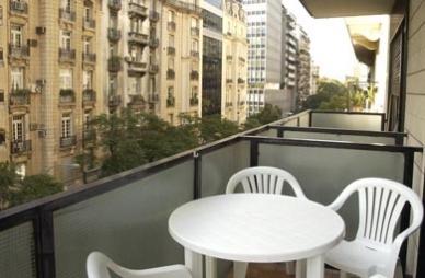 Departamento Buenos Aires Plaza San Martin